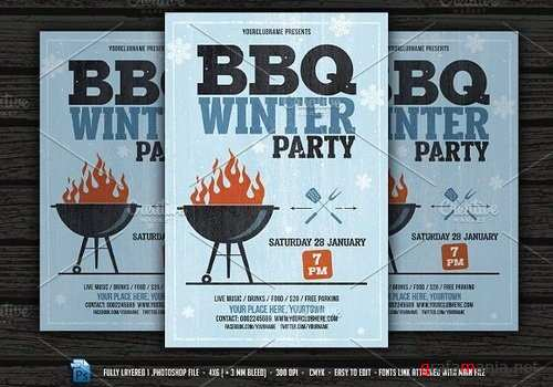 BBQ Winter Party - 1045087