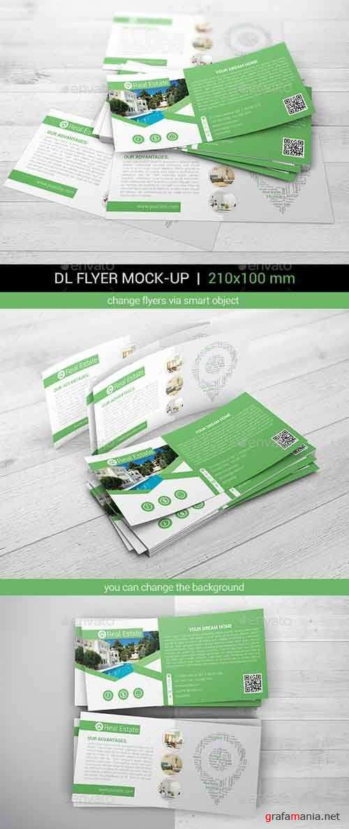 DL Flyer Mock-Ups - 17867250