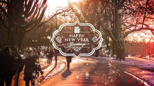 Winter Slideshow 18952295 - Project for After Effects (Videohive)