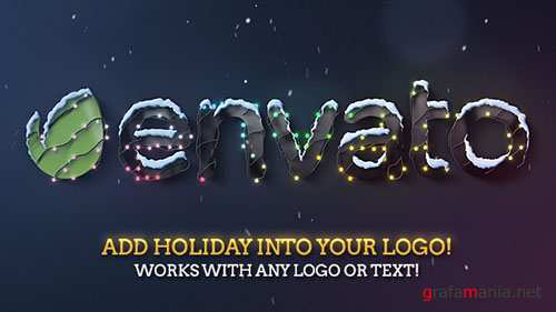 Christmas & New Year Lights - Project for After Effects (Videohive)