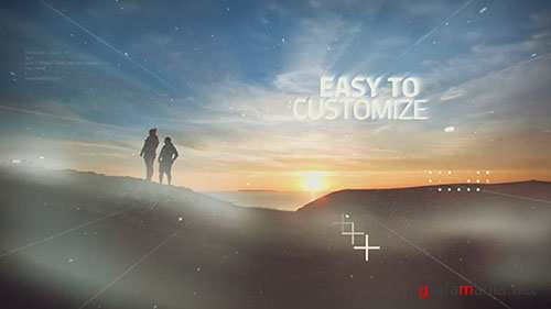 Misty Slideshow - After Effects Templates