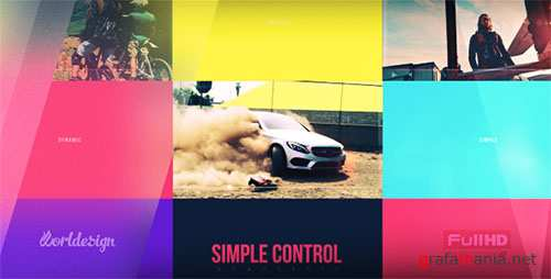 Dynamic Opener 2 - Project for After Effects (Videohive)