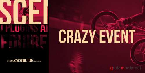 Crazy Event - Project for After Effects (Videohive)