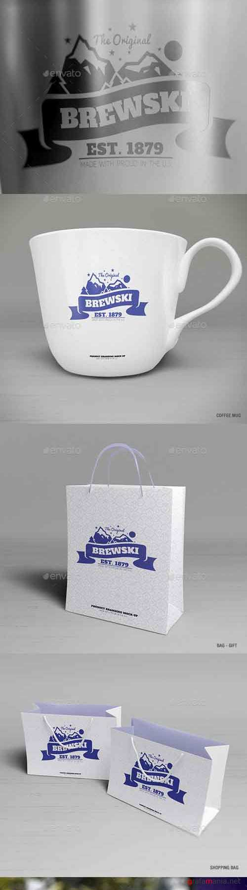 Branded Products Mock-up V2 10377431