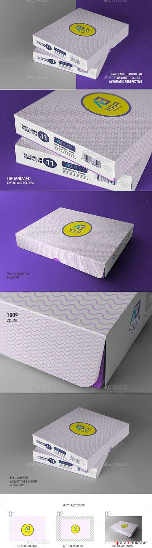 Packaging Mock-ups 11 9295230