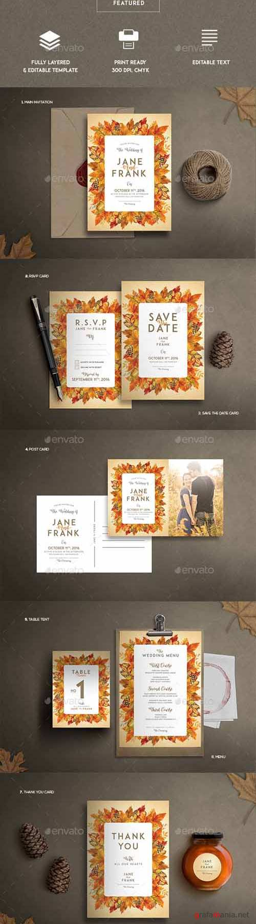 Wedding Invitation 17814203