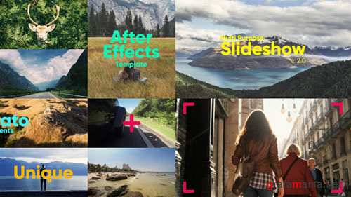 The Slideshow 18378168 - Project for After Effects (Videohive)