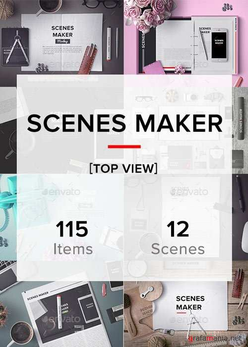 Scenes Maker [Top View] - 18445816