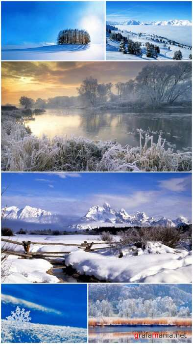 Winter (Pack 20)