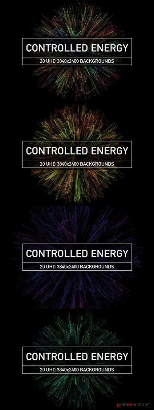 Controlled Energy Backgrounds Set 1146572