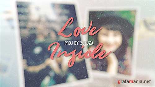Love Inside - Romantic Slideshow - After Effects Project (Videohive)
