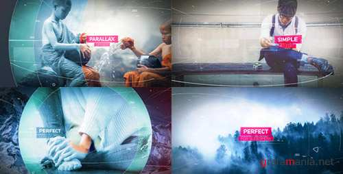 Parallax Opener 19030106 - Project for After Effects (Videohive)