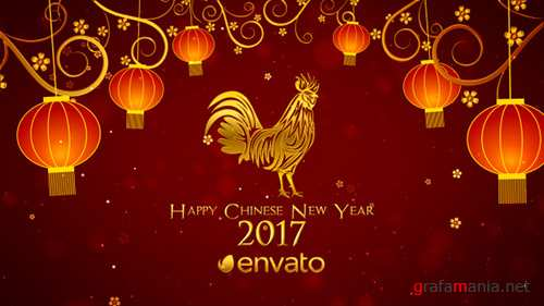 Chinese New Year Wishes - Project for After Effects (Videohive)