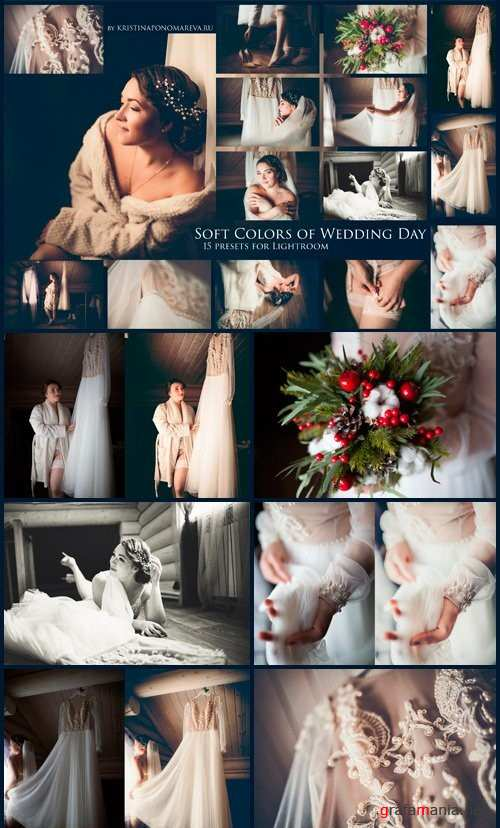 Soft Colors of Wedding - 15 Presets - 1149630