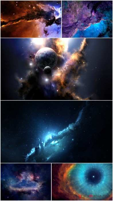 Space wallpapers (Part 19)