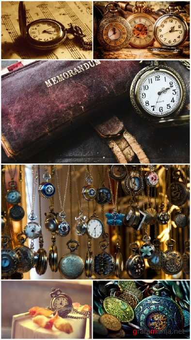 Pocket watch Photography