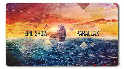 Epic Parallax | Cinematic Slideshow - Project for After Effects (Videohive)