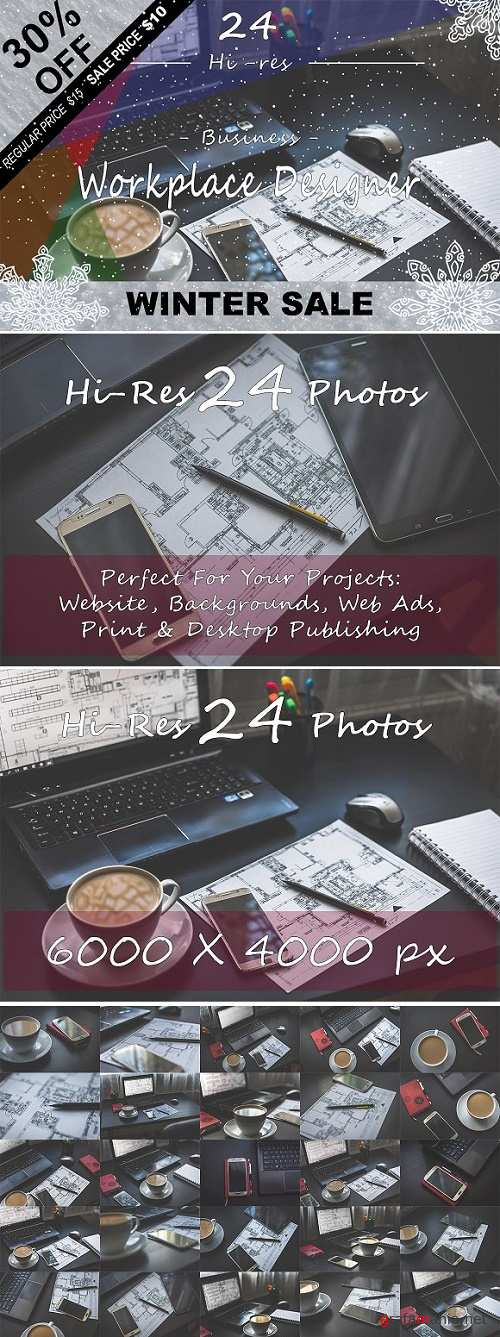 Workplace Designer PHOTO PACK - 496980
