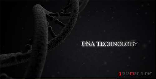DNA Technology - After Effects Project (Videohive)