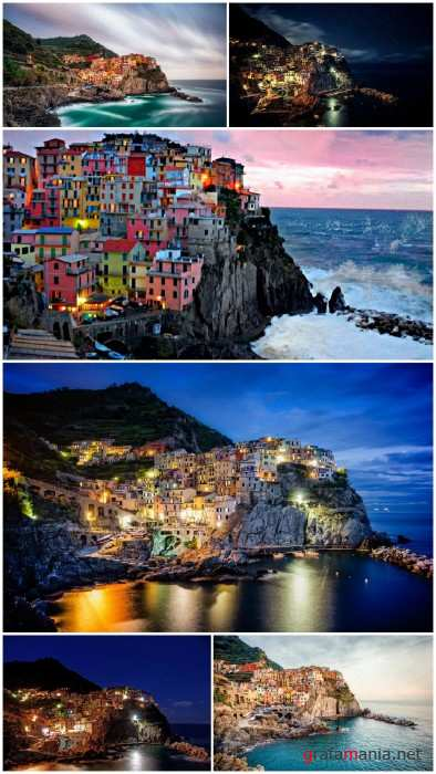 Manarola wallpaper (Part 1)