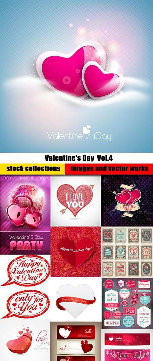 Valentine's Day Vol.4