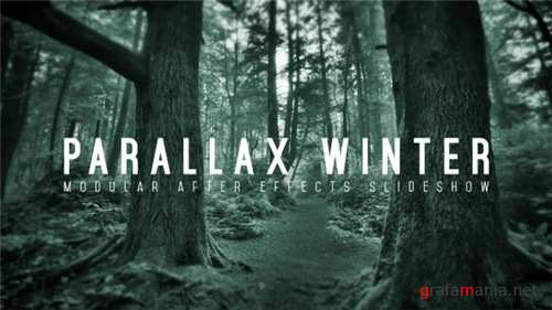 Parallax Winter - After Effects Project (Videohive)