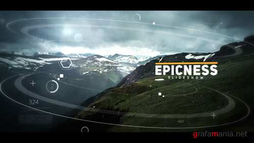 Cinematic Slideshow 19286468 - Project for After Effects (Videohive)