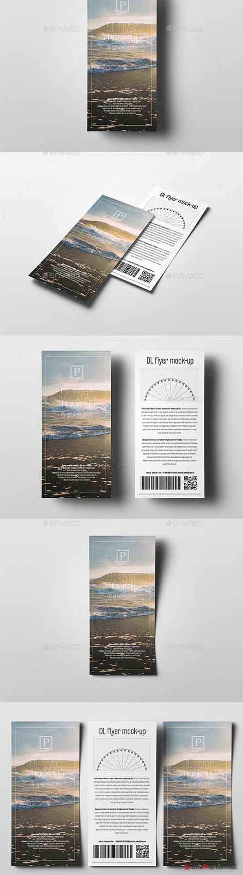 DL Flyer Mock-Up vol. 2 12729767