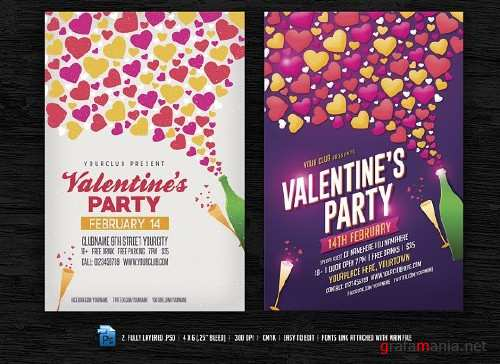 Valentines Day Party - 484350