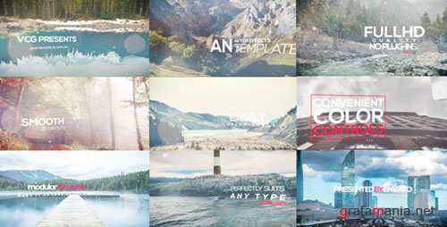 3d Photo Titles Opener - Project for After Effects (Videohive)