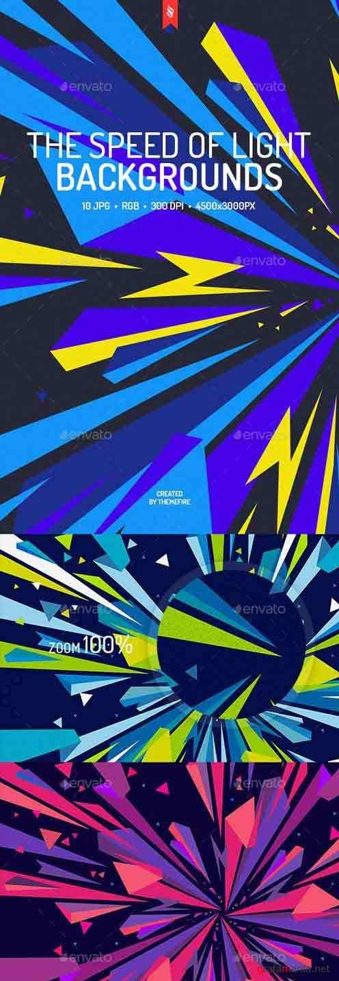 The Speed of Light Backgrounds 19422923
