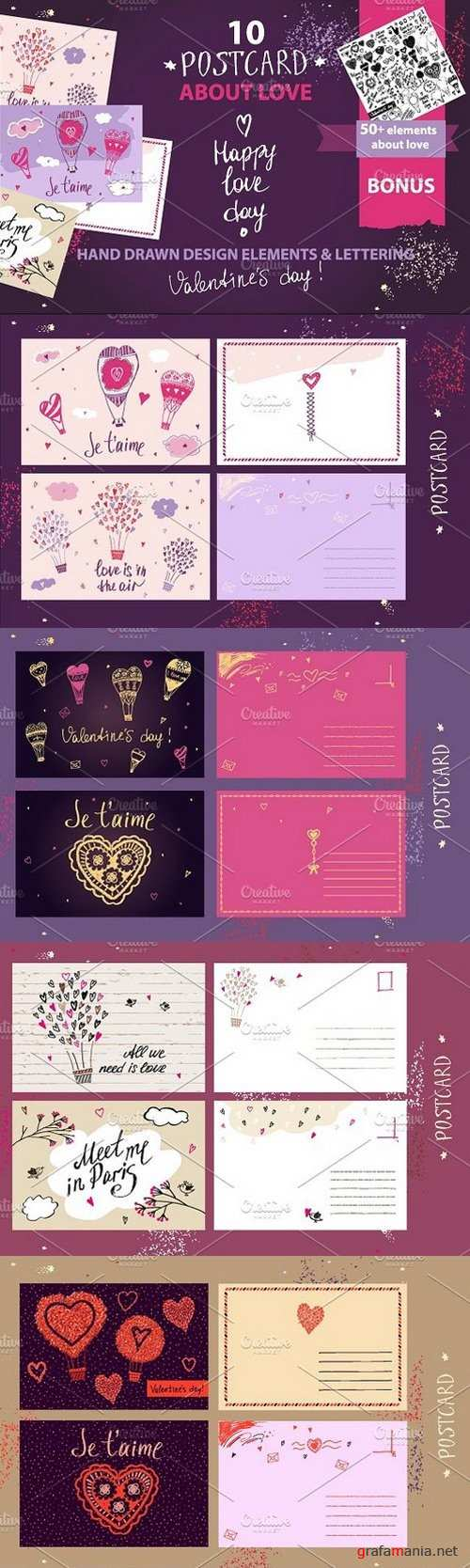10 postcard about love 1228173