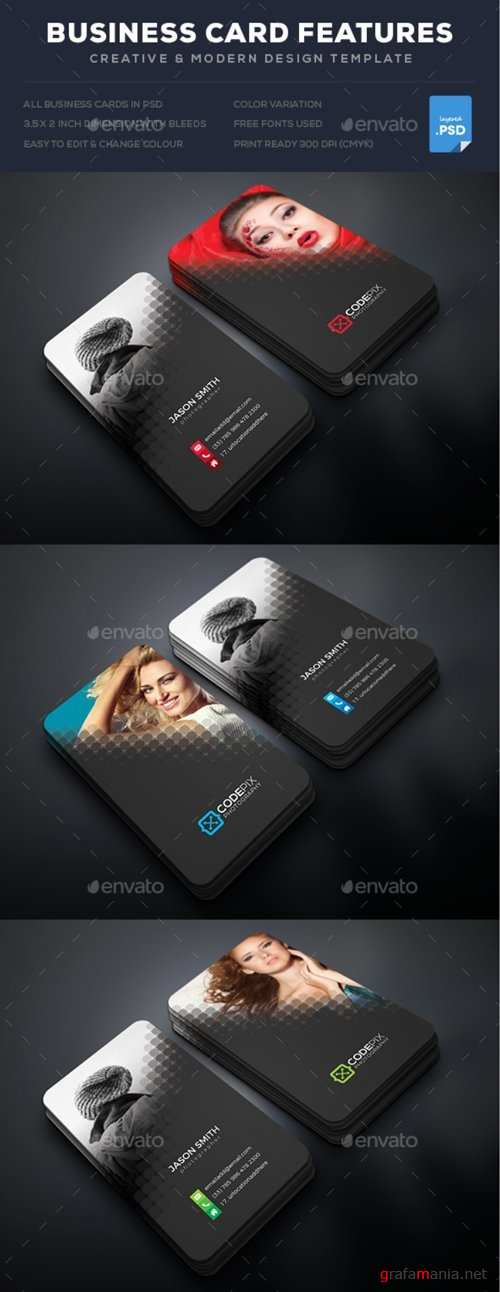 Business Card 19275231