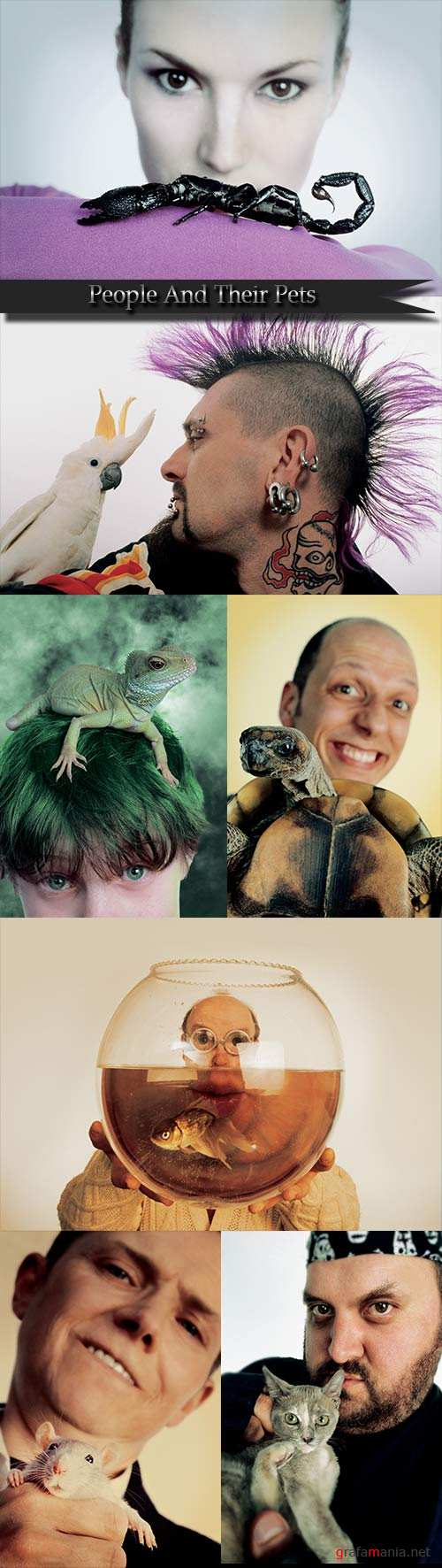 People And Their Pets