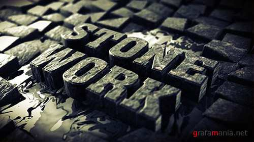 Masonry Title - Project for After Effects (Videohive)