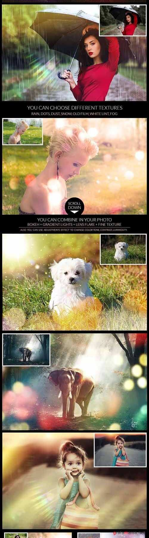 Creativemarket - Light Effects for Photography 1197437