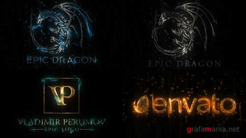 Epic Logo 19578725 - Project for After Effects (Videohive)