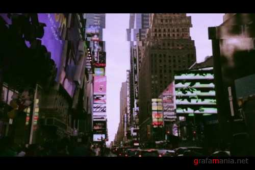 Urban Glitch Opener After Effects Templates