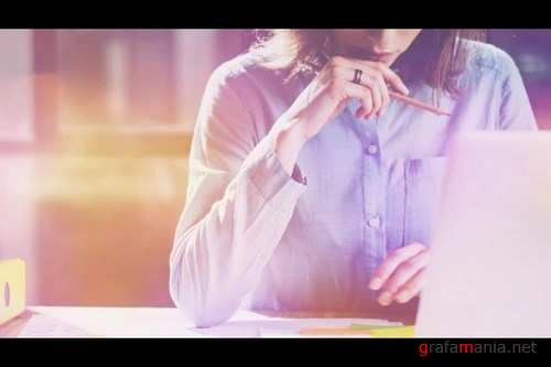 Bokeh Transitions After Effects Templates