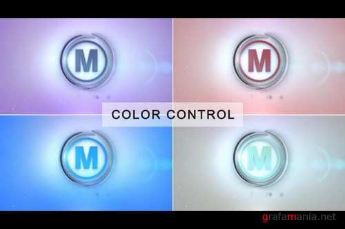 Sphere Logo After Effects Templates