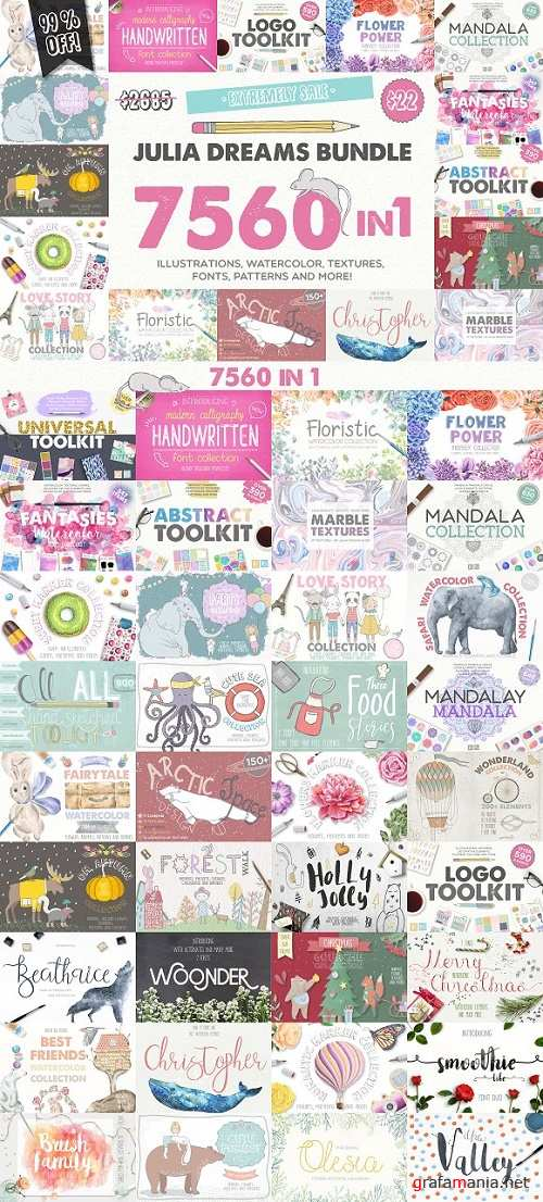 7560 in 1 - GRAPHIC BUNDLE - 1269997