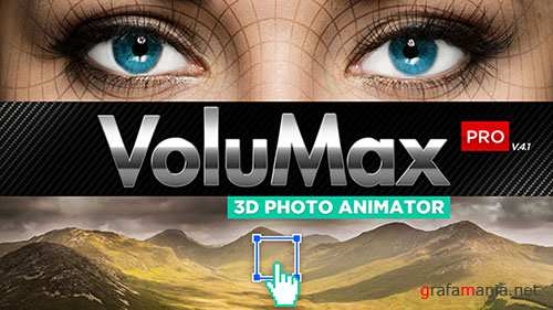 VoluMax - 3D Photo Animator V4 Pro - Project for After Effects (Videohive)