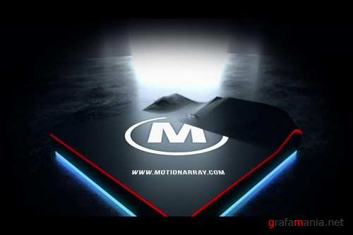 Noisy Logo Reveal After Effects Templates