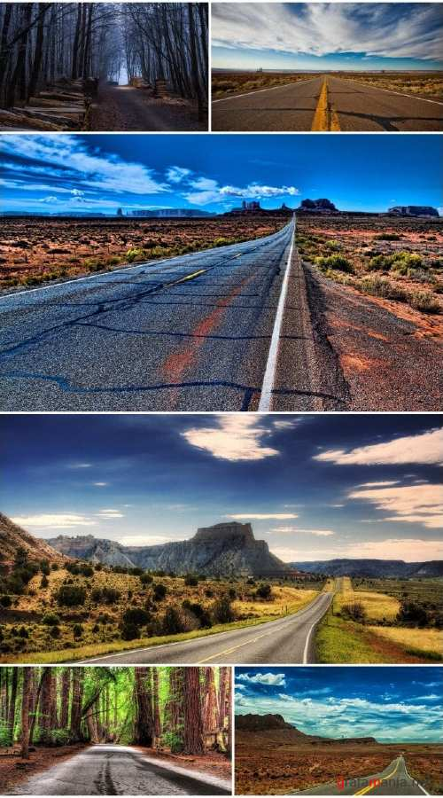 Roads HD wallpapers (Pack 22)
