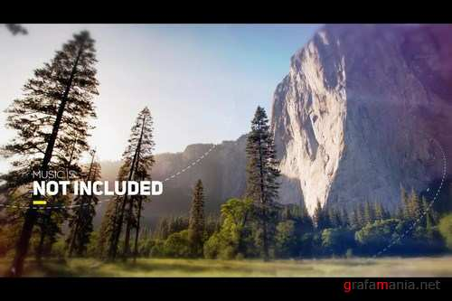 Epic Cinematic Slideshow After Effects Templates FX