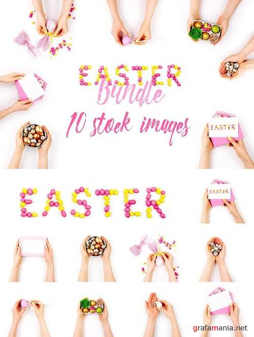 Easter photos bundle 1352922