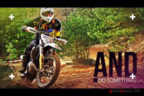 Action Slideshow After Effects Templates
