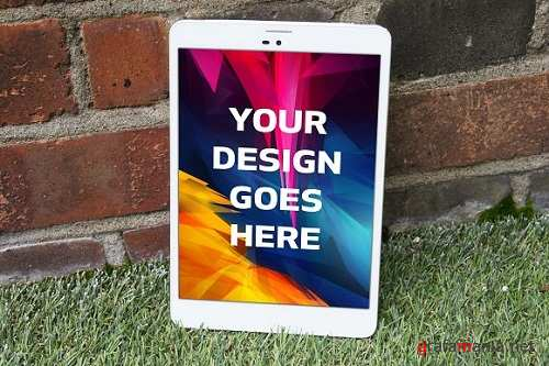 Tablet Display Mock-up#23 - 1145166