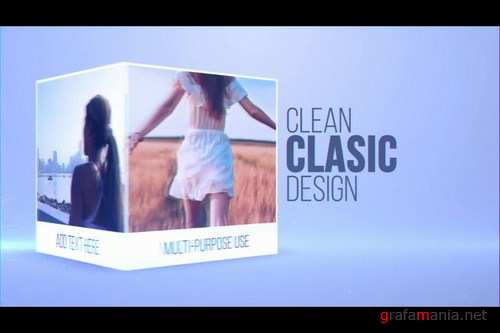 Classic Box Promo After Effects Templates