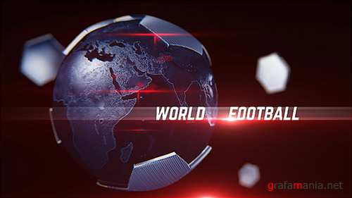 Football Opener - Project for After Effects (Videohive)